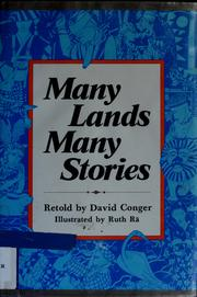 Cover of: Many lands, many stories