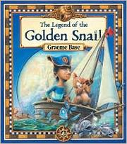 Cover of: The legend of the Golden Snail