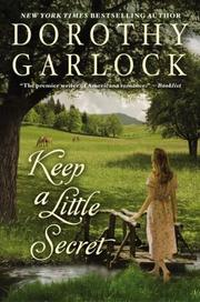Cover of: Keep a little secret