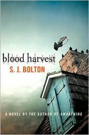 Cover of: Blood harvest