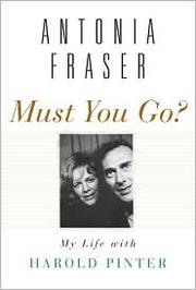 Cover of: Must you go?