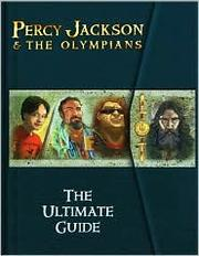 Cover of: Percy Jackson and the Olympians: The Ultimate Guide
