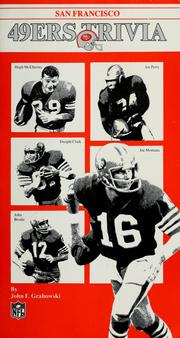Cover of: San Francisco 49ers trivia
