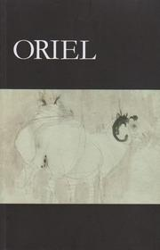 Cover of: Oriel
