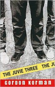 Cover of: The Juvie three