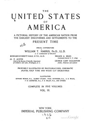 Cover of: The United States of America