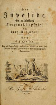 Cover of: Der Invalide