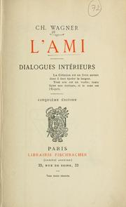 Cover of: L' ami