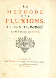 Cover of: Analysis per quantitatum series: containing the treatises themselves, translated into English, with a large commentary, in which the demonstrations are supplied where wanting, the doctrine illustrated, and the whole accommodated to the capacities of beginners, for whom it is chiefly designed
