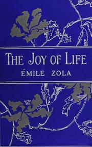 Cover of: The joy of life: (la joie de vivre)