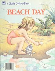 Cover of: Beach day