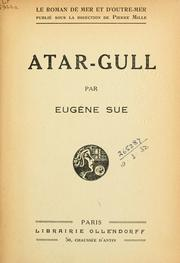 Cover of: Atar-Gull