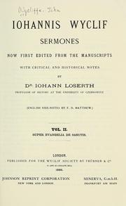 Cover of: Sermones