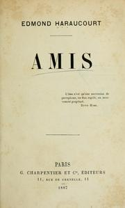 Cover of: Ami