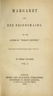 Cover of: Margaret and her bridesmaids