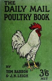 Cover of: The daily mail poultry book