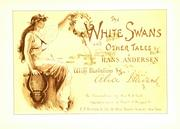 Cover of: The white swans and other tales