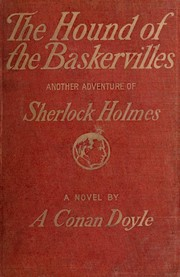 Cover of: The Hound of the Baskervilles