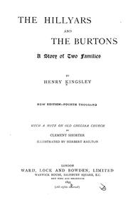 Cover of: The Hillyars and the Burtons