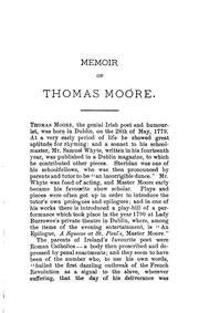 Cover of: Moore