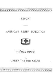 Cover of: Report