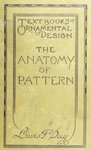 Cover of: The anatomy of pattern