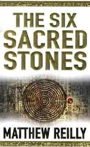 Cover of: Six sacred stones: a novel
