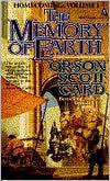 Cover of: The Memory of Earth