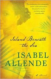 Cover of: Island beneath the sea: a novel