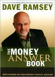 Cover of: The Money Answer Book