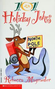 Cover of: 101 holiday jokes
