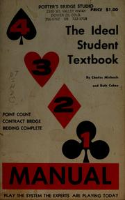 Cover of: 4-3-2-1 the ideal student textbook: point count, contract bridge, bidding complete.