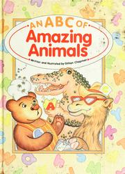 Cover of: An ABC of amazing animals