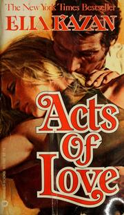 Cover of: Acts of love