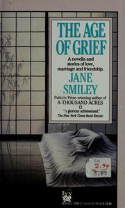 Cover of: The age of grief.