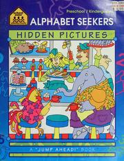 Cover of: Alphabet seekers: hidden pictures