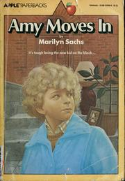 Cover of: Amy moves in