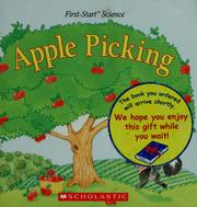 Cover of: Apple picking