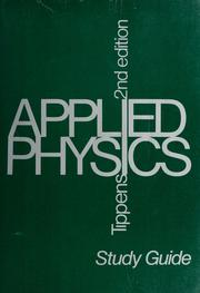 Cover of: Applied physics: study guide