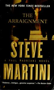 Cover of: The arraignment