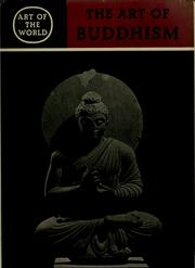 Cover of: The art of Buddhism.