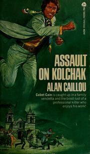 Cover of: Assault on Kolchak