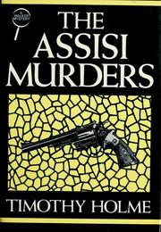 Cover of: The Assisi murders.