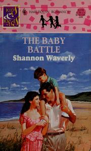 Cover of: The baby battle