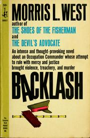 Cover of: Backlash