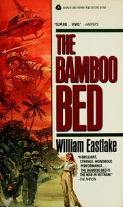 Cover of: The bamboo bed