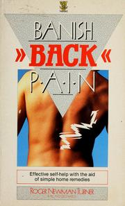 Cover of: Banish back pain.