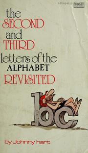 Cover of: B.C., the second and third letters of the alphabet revisited