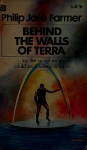 Cover of: Behind the walls of Terra