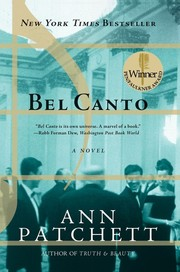 Cover of: Bel canto: a novel